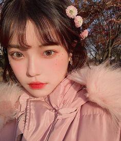 Ulzzang Fashion, Ulzzang Girl, Korean Ulzzang, Korean Couple, Korean Girl, Instagram Girls, Instagram Posts, M Image, Cute Kawaii Girl