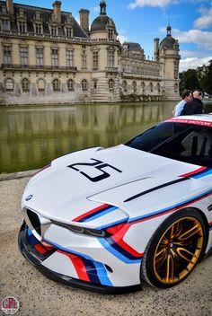 BMW 3,0L CSL Hommage R