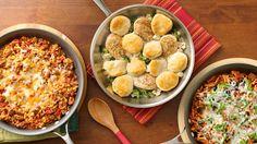10 Speedy Stove-Top Dinners