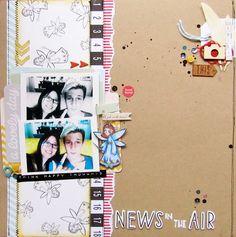 Storie di scrap, timbri e altre cose: News in the air!