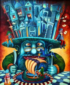 Surrealism and Visionary art: Jack Lipowczan