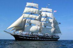 Le Belem, le voilier qui a traversé les mers et l'Histoire