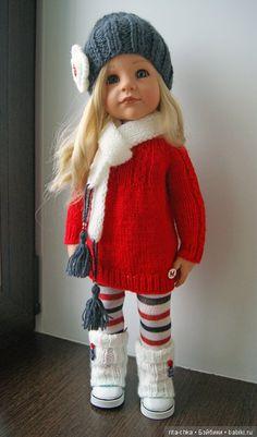 Костюмчик для кукол Готц Gotz, Journey girls, Antonio Juan и других подобных кукол / Одежда для кукол / Шопик. Продать купить куклу / Бэйбики. Куклы фото. Одежда для кукол