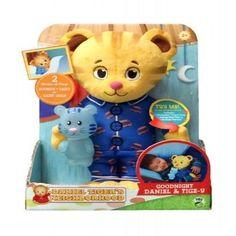 Daniel Tigers Neighborhood Plush Stuffed Animal Talking Toy Trolley Bedtime Cat #DanielTigersNeighborhood