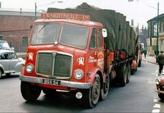 Loved driving this motor Vintage Trucks, Old Trucks, Classic Trucks, Classic Cars, Bedford Buses, Old Lorries, Air Fighter, Commercial Vehicle, Fire Engine