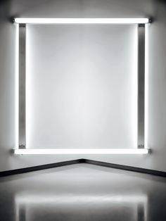 ArtSlant is the leading contemporary art network with comprehensive information on artists and events worldwide. Modern Lighting, Lighting Design, Dan Flavin, Artistic Installation, Light And Space, Light Art, Architecture Design, Contemporary Art, Sculptures
