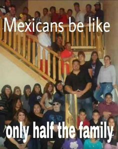 Latino Problems - Oh yeah!!!! At family reunions it's the blues, the reds, the yellows, the grays, the burgundys... Our family's so big, that we have to wear different color shirts to specify which tias family you come from!