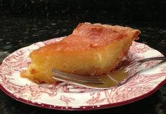 Classic Chess Pie - need to try this  :)