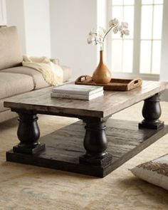 H5DCX Haute House Stratford Coffee Table by Horchow