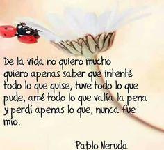 ⚜️ Pablo Neruda / Poesía del alma...