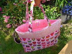 Doll Tote Bag..