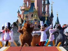 #Disneyland® Resort #Paris Tickets