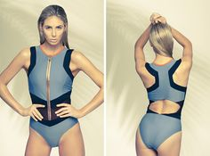 Sports Luxe Swim | SKYE & Staghorn Swimwear