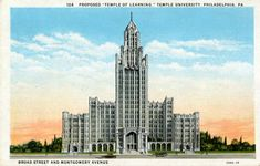 Historical Designs / Utopias / Monuments - Never built - Page 5 - SkyscraperCity