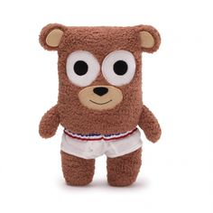 Bear in Underwear--we have one. Mike has given him quite the bearsonality. (-: