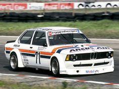 BMW 3 series Group 5 race car