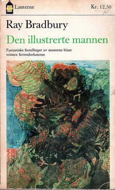 Ray Bradbury - Den Illustrerte Mannen | The Illustrated Man, German cover art
