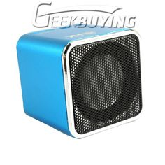 Music Angel MD08 Portable TF Speaker with LCD Screen+FM Radio $11.59