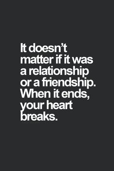 31 Best Ending Friendship Quotes Images Thinking About You