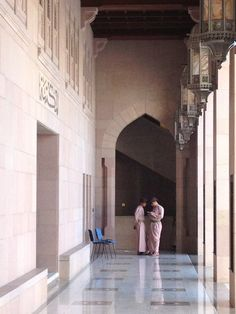 Sultan Qaboos rand Mosque_Muscat Oman
