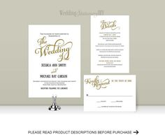 Fully editable printable wedding invitation template for Microsoft word 2010 or higher.You can print this invitation template as many as you
