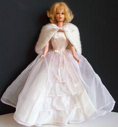 Our favorite wedding-day Barbies: Barbie Wedding Bride's Dream (1963)