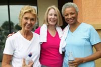 Every year, cancer claims the lives of more than a quarter of a million women in America. Women can reduce their cancer risk by adopting a healthy lifestyle and getting the right cancer screening tests for their stage of life.