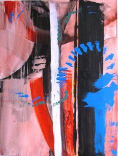 Mover. Copyright Jess Barnett, 2011. SOLD.