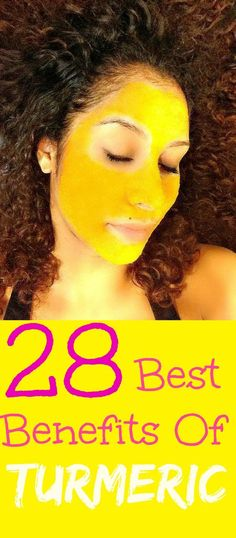 28 Best Benefits Of Turmeric For Skin, Hair And Health