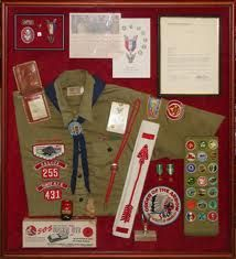 Eagle Scout Shadow Box ~ For My Son ... <3