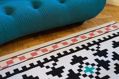 Graphic Design, Rugs, Home Decor, Farmhouse Rugs, Decoration Home, Room Decor, Home Interior Design, Rug, Visual Communication