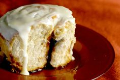 Savor a warm, sweet cinnamon bun - without blowing your diet. #thischangeseverything
