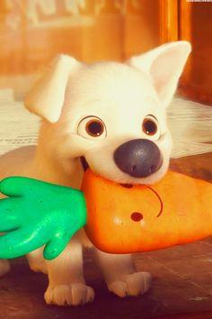 Bolt - He's so cute! | Disney | Pinterest