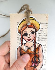Bookmarkers (Anne of Green Gables)