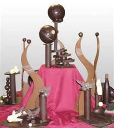 Image Search Results for chocolate sculptures