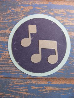 Campin Critters Badge - Music