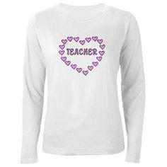 Teacher Love Women's Long Sleeve T-Shirt
