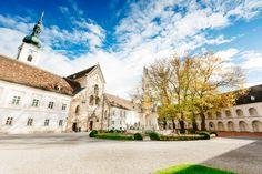 Abbey of Heiligenkreuz © VIENNA SIGHTSEEING TOURS / Bernhard Luck