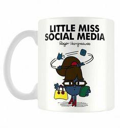 Little Miss Social Media : Main Social Media Marketing Books, Social Media Roi, Online Marketing, Mr Men Little Miss, Facebook Status, Facebook Instagram, Personal Portfolio, Online Gifts, Childrens Books