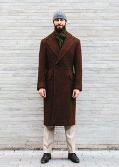 Liverano & Liverano ulster coat: Review