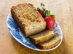 Paleo Banana Bread –