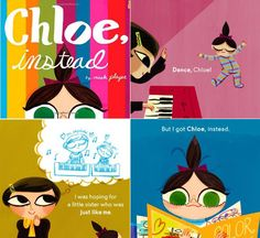 New book - Chloe, Instead