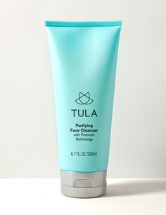 Purifying Face Cleanser, An all-in-one, foaming face wash designed to help remove makeup, cleanse pores and nourish skin. Probiotic Skin Care, Dr Raj