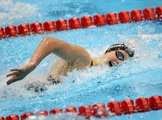 2012 London Summer Olympics Swimming katie ledecky