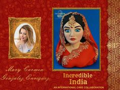 Leaving India - cake by mcgcakedesign India Cakes, Cake Name, Incredible India, Business Design, The Incredibles, Artist, Artists