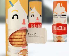 design de embalagem de biscoito | FLYJABUTI DESIGN
