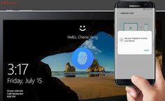 Em breve será possível desbloquear qualquer PC do Windows 10 através do Galaxy
