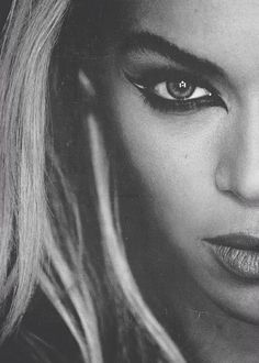 """I thought the world would revolve, without us"". No. No it wouldn't, Beyoncé."