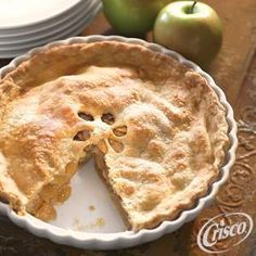 Classic Apple Pie from Crisco®
