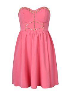 Beaded dress i want i want v:)  @ ally fashion